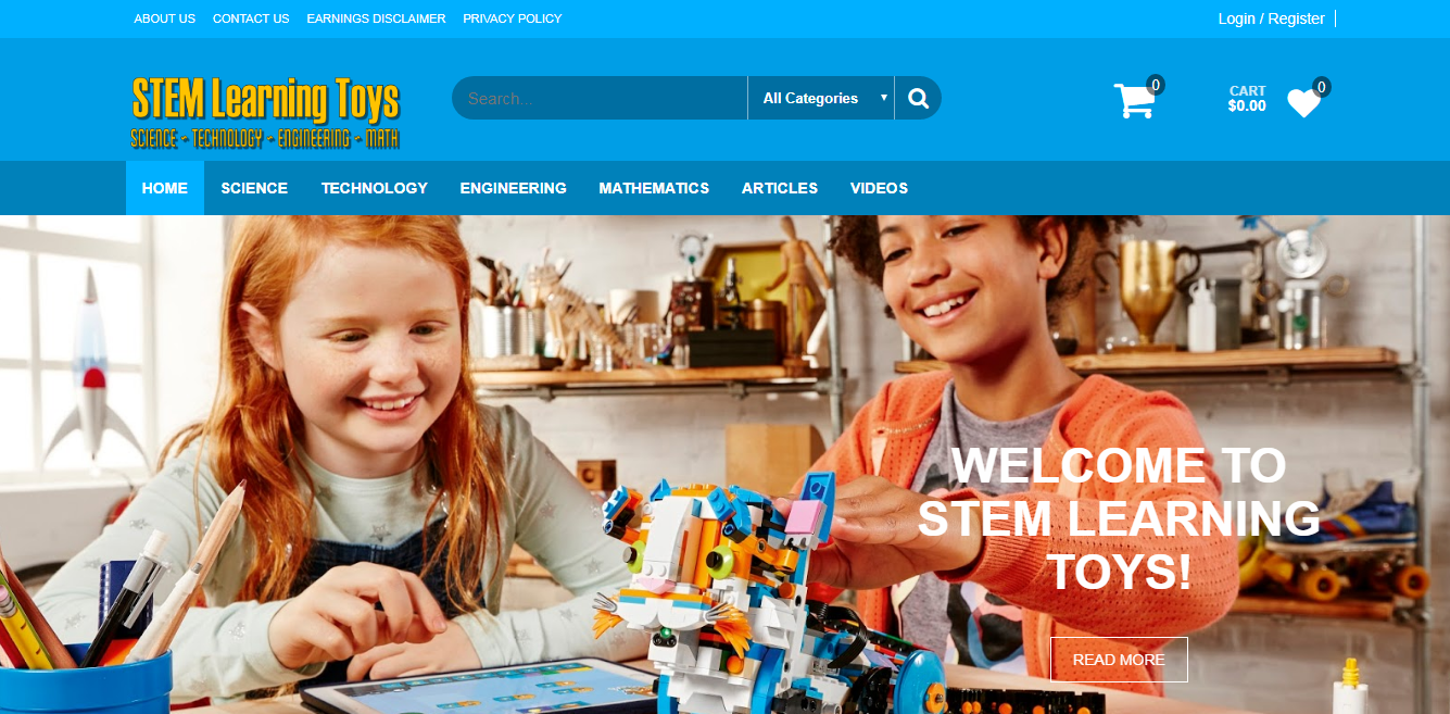 STEMLearningToys.com